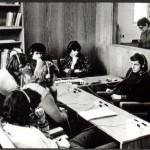 Oddělení speciálních fondů v r. 1981