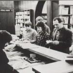 Půjčovna v r. 1982