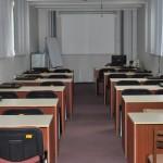 Přednáškový sál (V. Hradební 49) 1