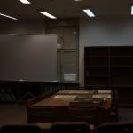 Přednáškový sál (V. Hradební 45) 2