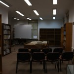 Přednáškový sál (V. Hradební 45) 1