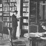 oddělení sovětské literatury