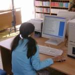 Počítače na pobočce Stříbrníky