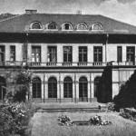 zadní pohled na budovu lidové knihovny