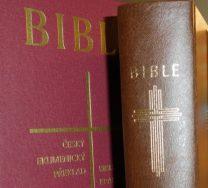 BIBLE KNIHA KNIH