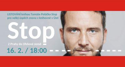 Listování - Stop